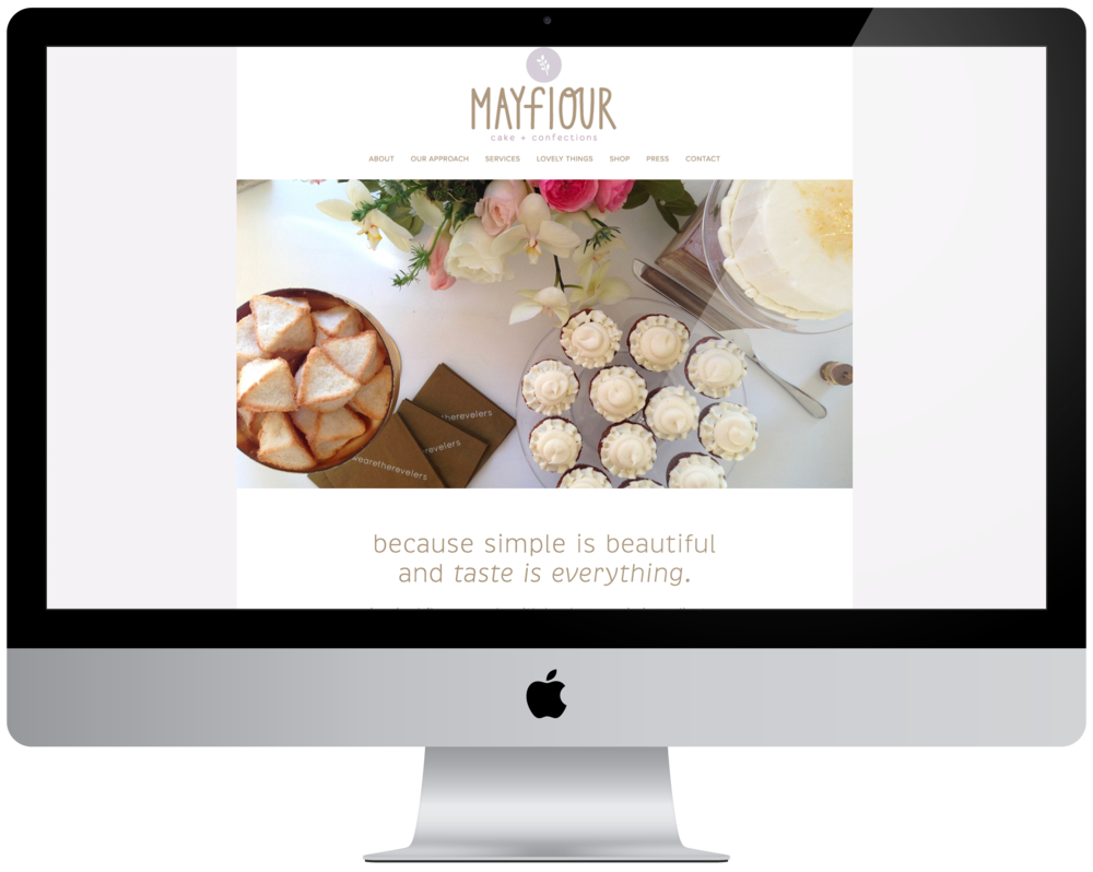 mayflour confections website