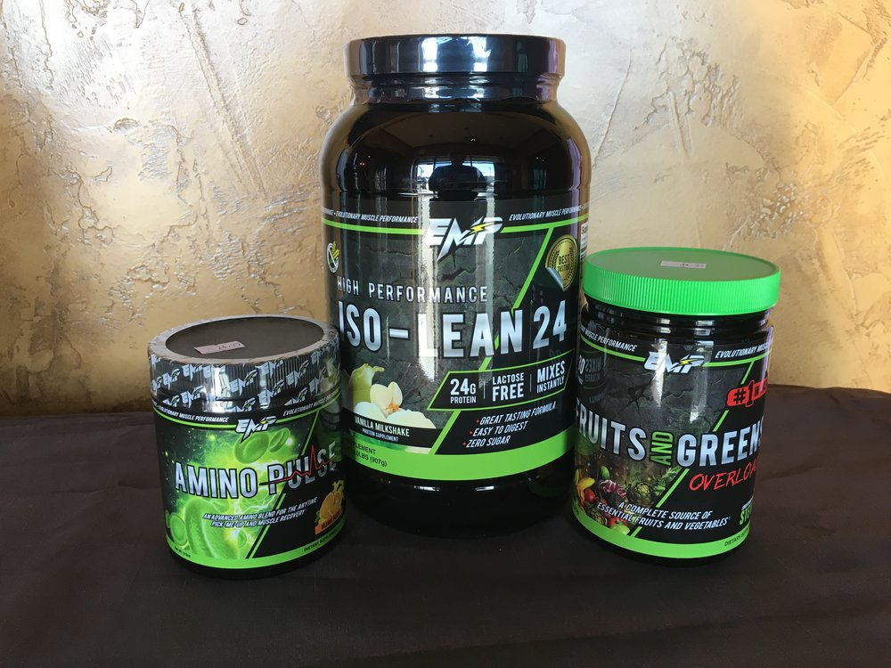 General Fitness stack