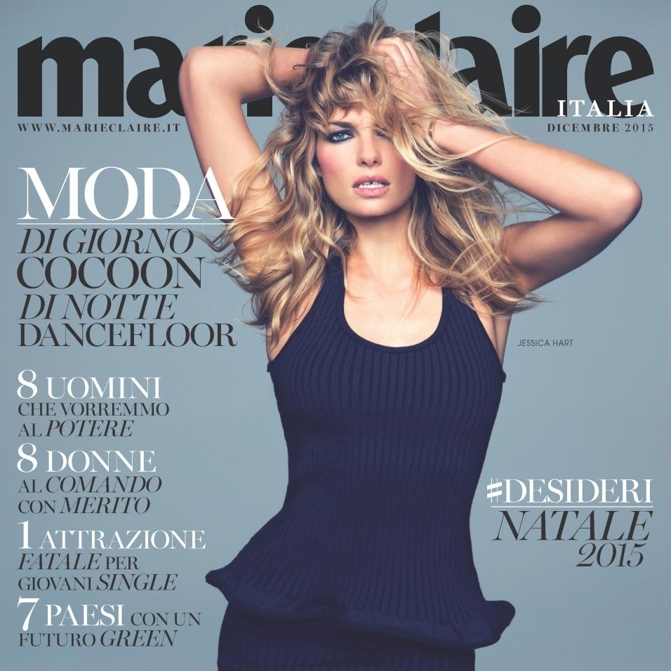 Marie Claire Italia Dec 2015