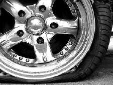 Never changed a tire before, or don't have a jack. Let us assist you with fast, professional and courteous roadside assistance where we install your spare tire for you.