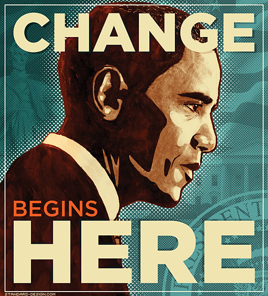 Change Begins Here