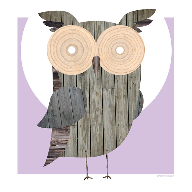 TIMBERRR! Owl