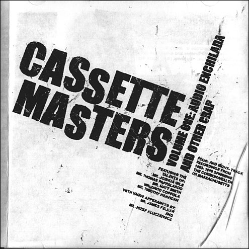 Cassette Masters Volume One