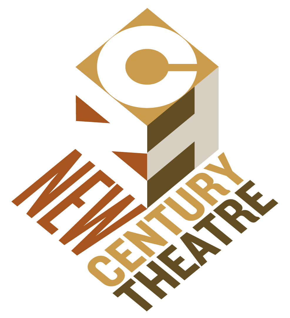 Logo & type treatment for New Century Theatre.