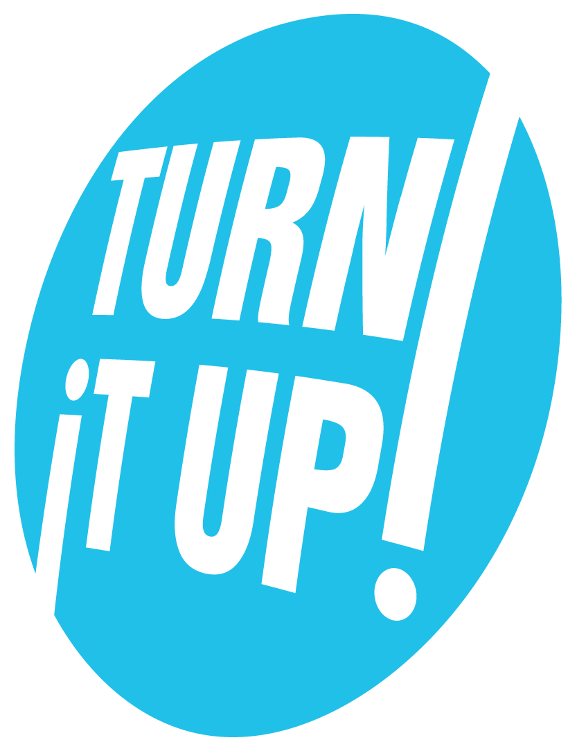 Turn It Up! logo