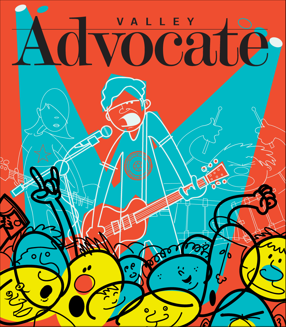 CLIENT: Valley Advocate Cover illustration