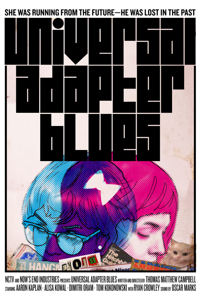 Universal Adapter Blues film poster