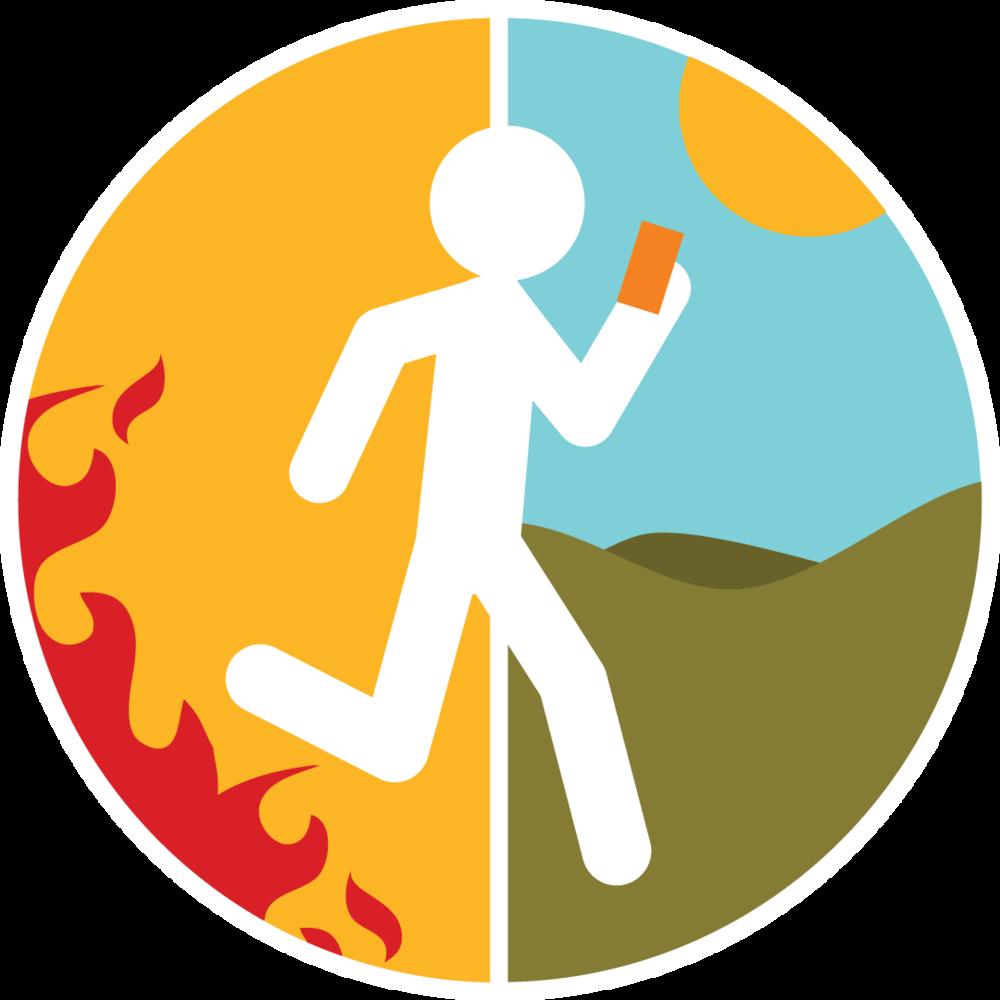FireGuide logo mark