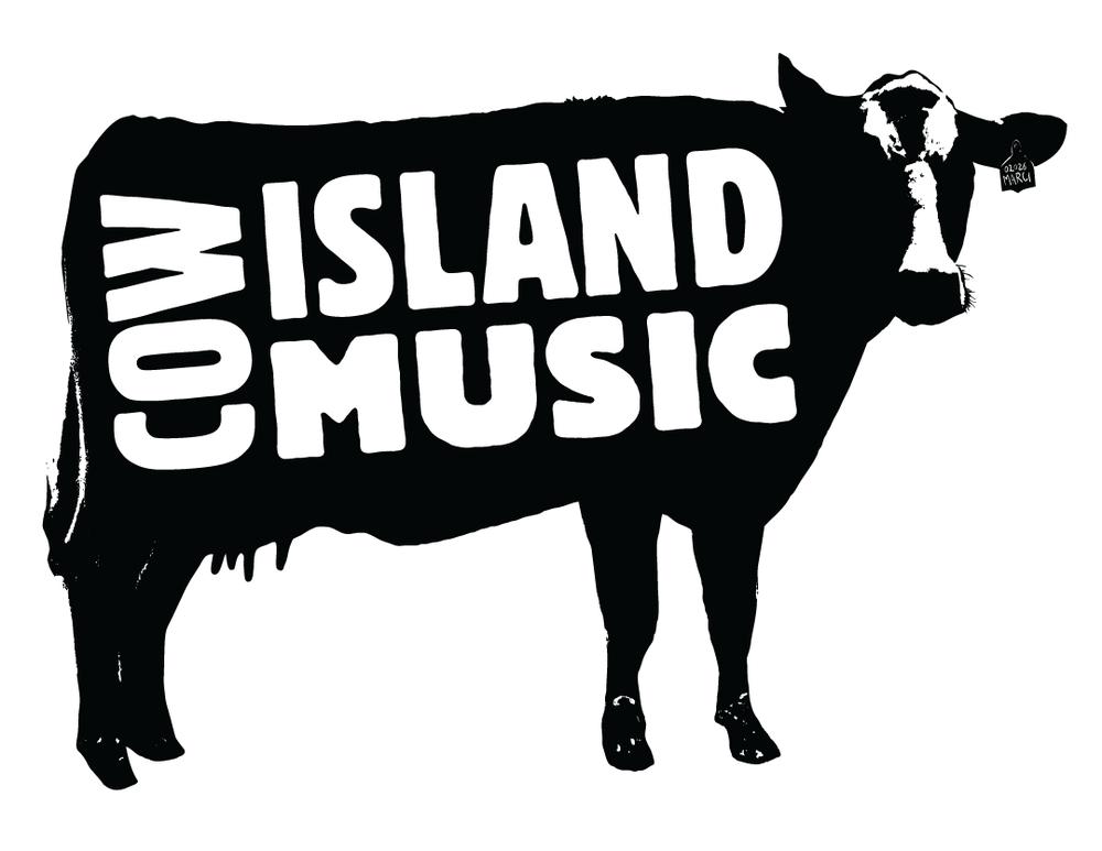 Cow Island Music logo