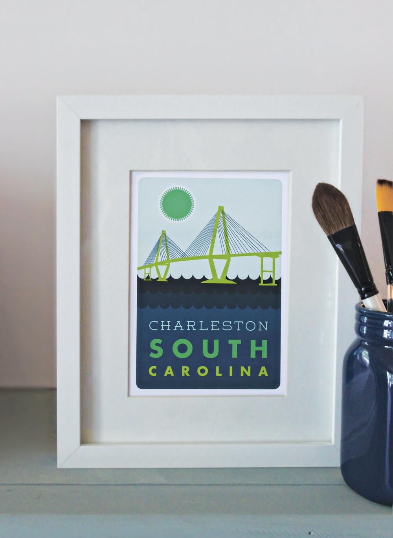 Charleston Card