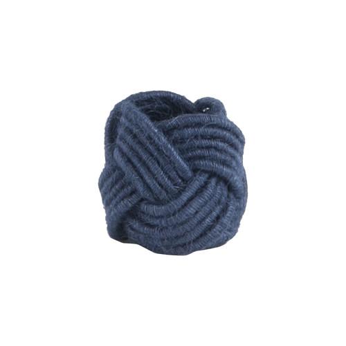 braided napkin ring