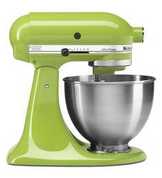 Green Apple Mixer