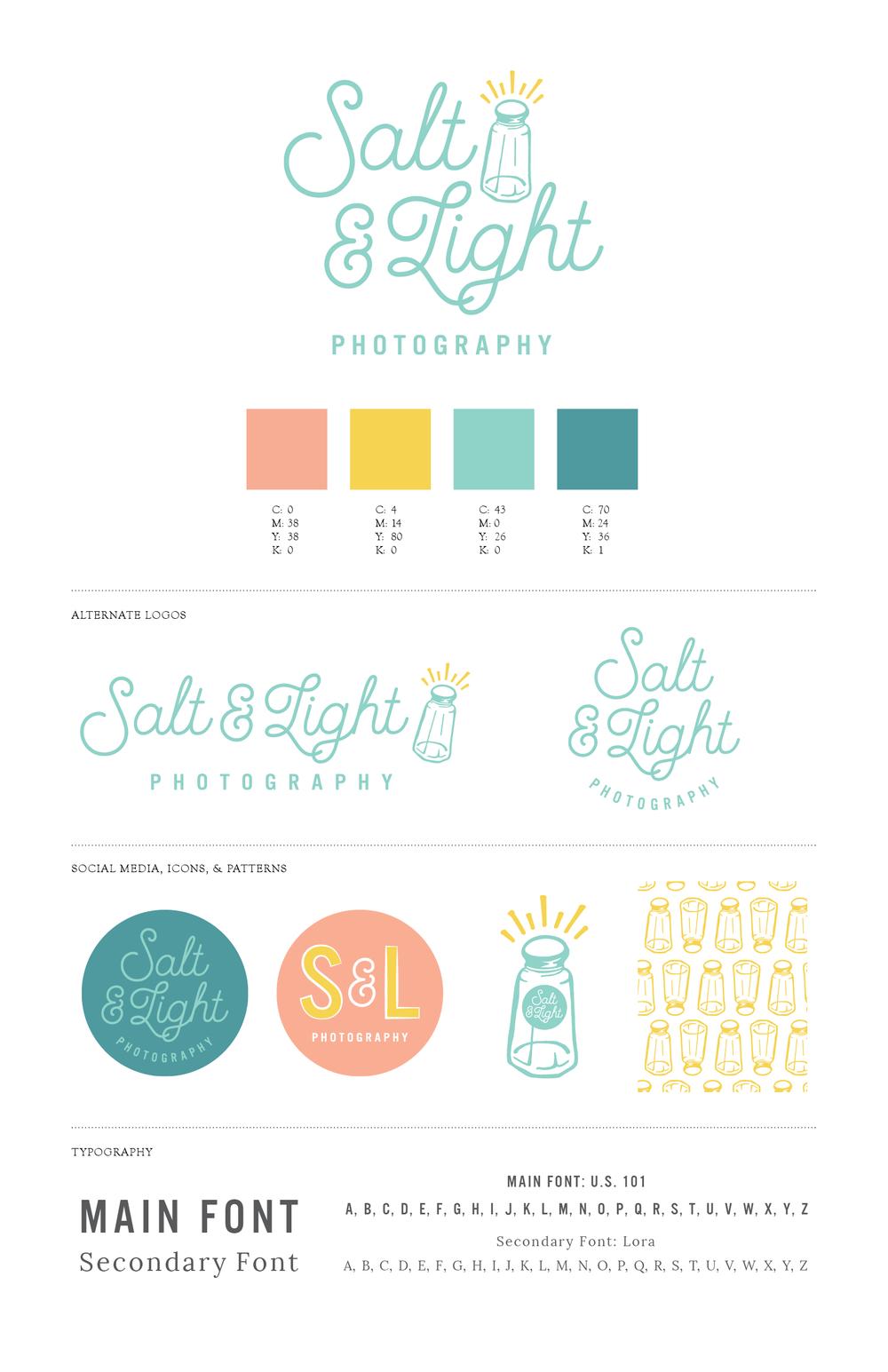 Salt&LightPhotogrpahyBranding