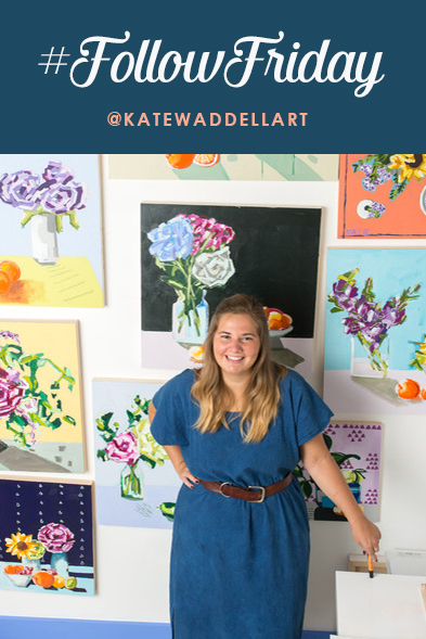 Kate Waddell Art on Pinterest