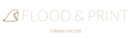 Flood & Print Logo