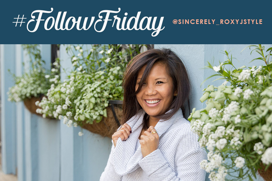 Follow Friday with Rachel Pitner