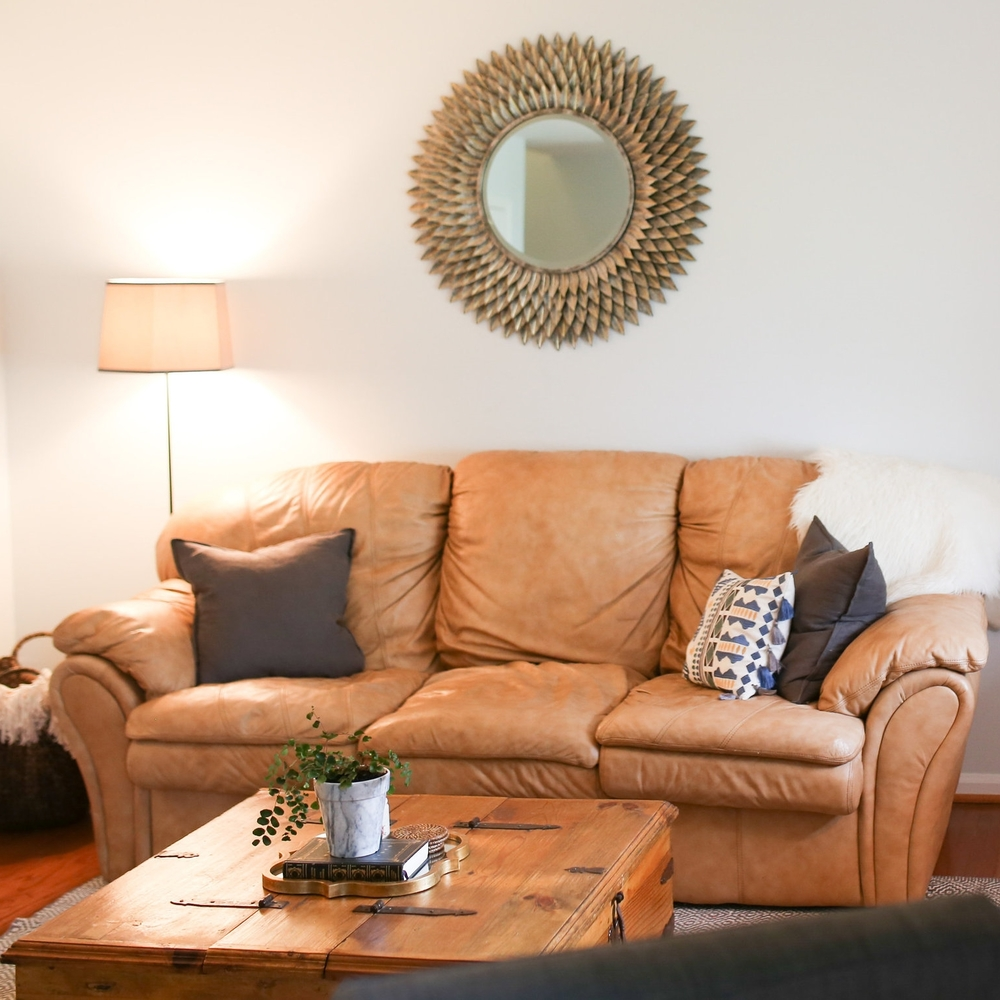 Desiging living rooms on a budget by Armstrong Collective