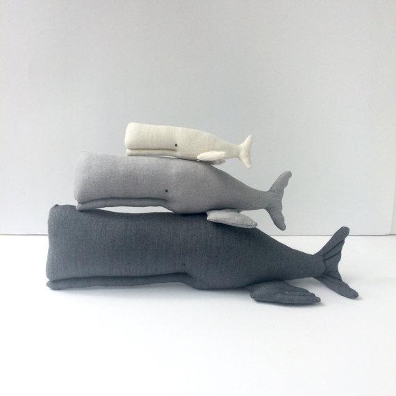 Stuffed Whale Toys