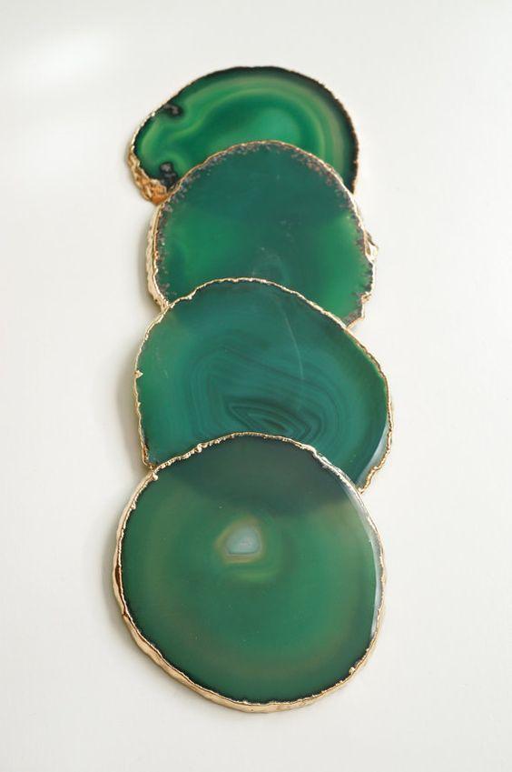 Green Coasters