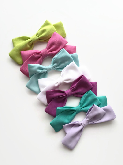 Classic Spring Bows