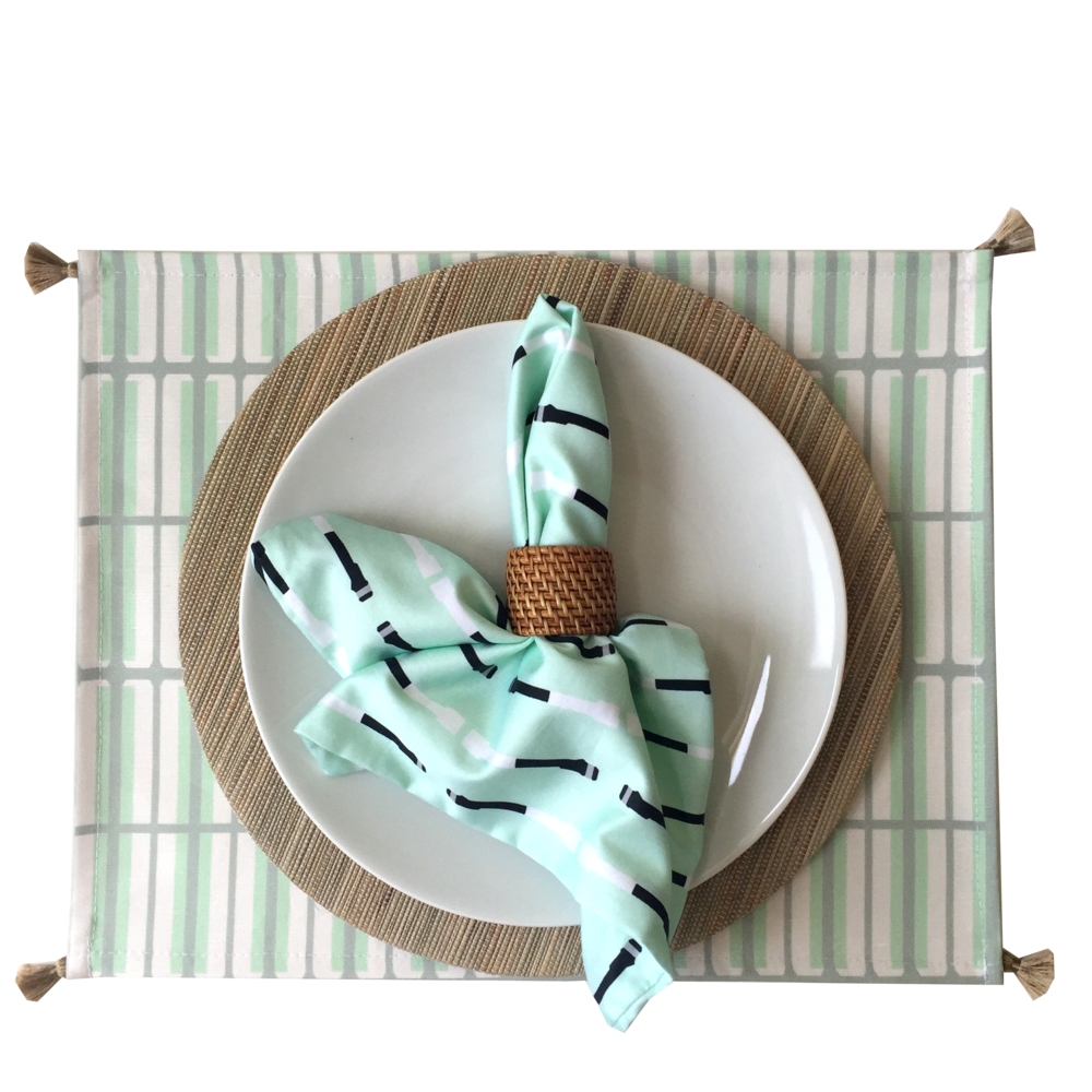 Table Linens by Suite 33 Charleston