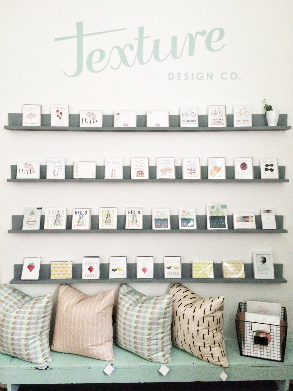 Texture Design Co Stationery Shop