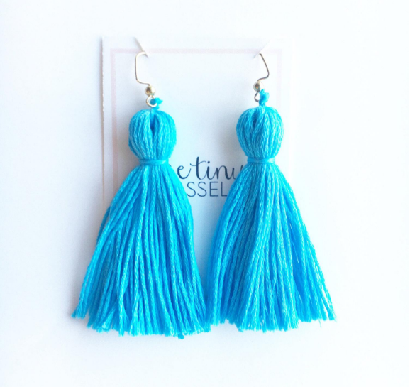 Wentworth Tassel Earring