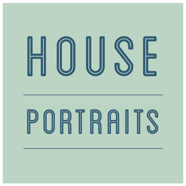 House Portraits by Texture Design Co