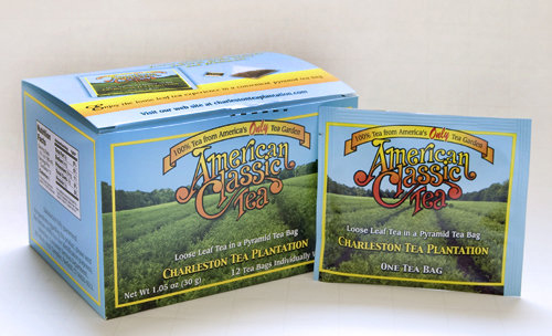 Charleston Tea Company for stocking stuffers
