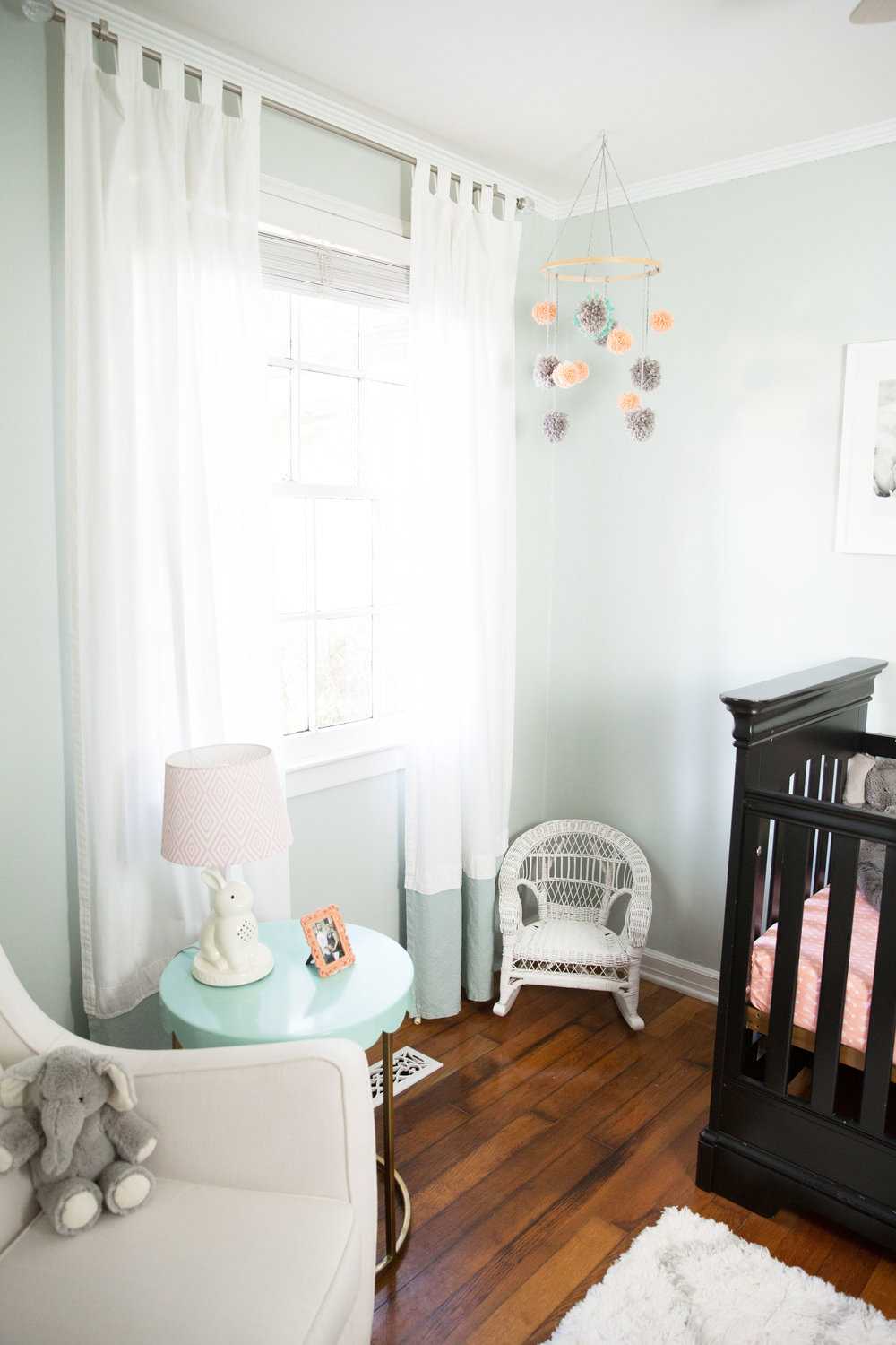 Little Girl Whimsical Nursery
