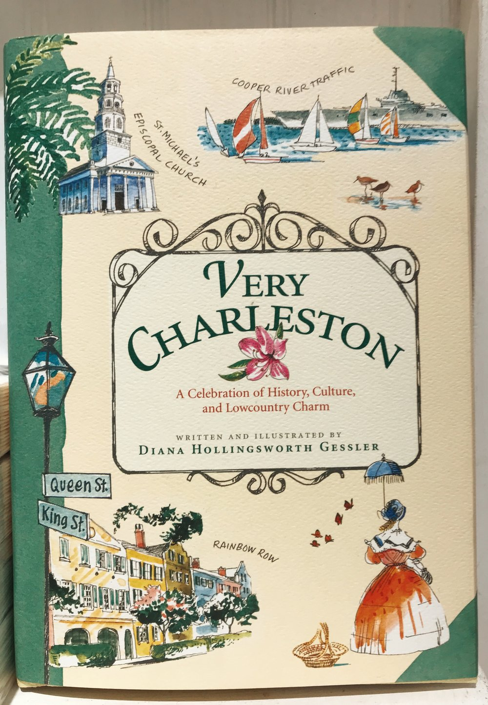 Charleston Gift Ideas - Very Charleston