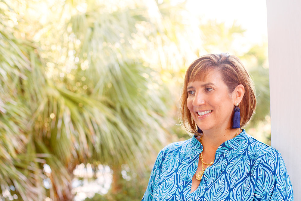 Founder of Escapada Living, Natalia Castillo