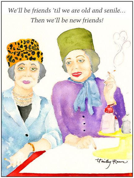 Forever friends greeting cards haileygolightly forever friends greeting cards m4hsunfo