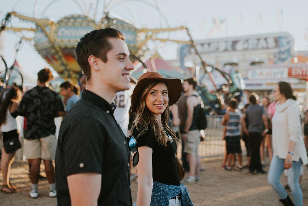 Alex + Tessa - Clark County Fair | Vancouver, WA
