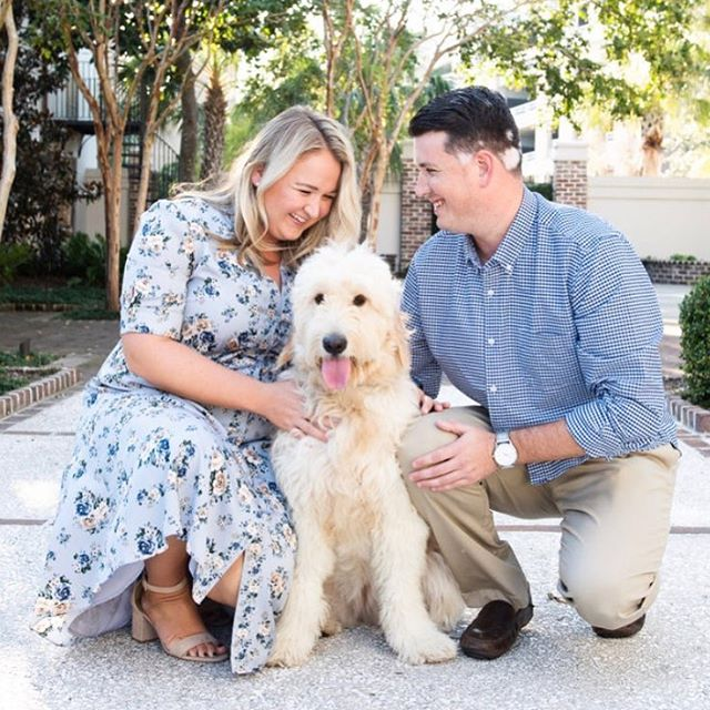 A few days late but we're a year out from our wedding (363 days..but who's counting 😉) 📸@reesemoorephotography @conman_twitty  @marthastewart_thegoldendoodle @thepetalreport @kendraconwayevents #abcdcakes #charlestonwedding #gadsdenhouse #bestdayever #marthastewartwedding #letthemeatcake