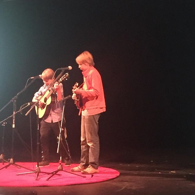 Friday Harbor, you are in for a treat! #BrotherForSale is the closing act for #TEDxSJI  #affecteffect #tedx #tedxsanjuanisland #fridayharbor