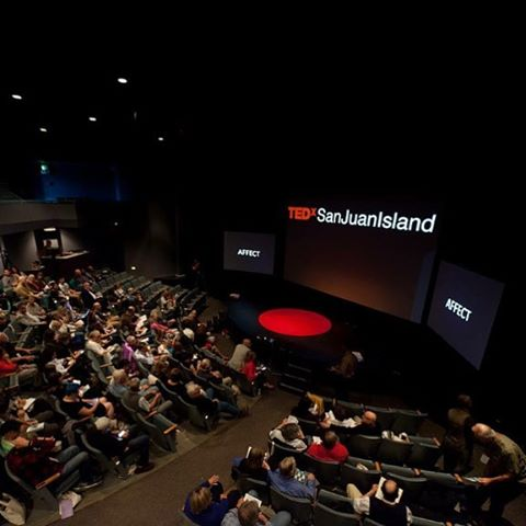 Is this your spot? SPEAKER APPLICATIONS ARE OPEN! (link in bio) #tedx #TEDxSanJuanIsland #TED #qualityoflife