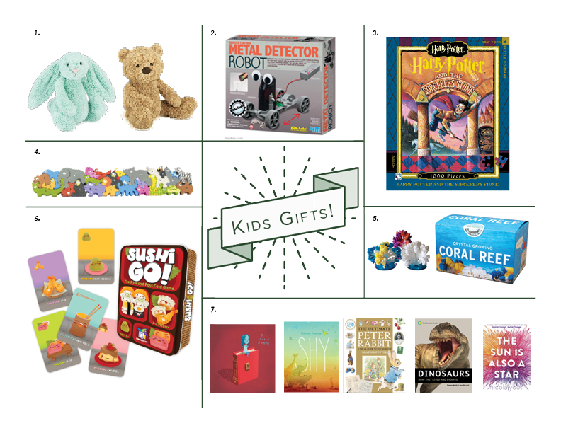 Gift Picks for Kids!