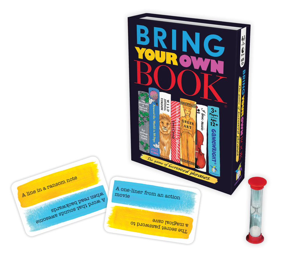 The Library Shop Recommendations Reviews San Diego Greatest Hits Simple Circuits Foutan Board Bring Your Own Book Boardgame