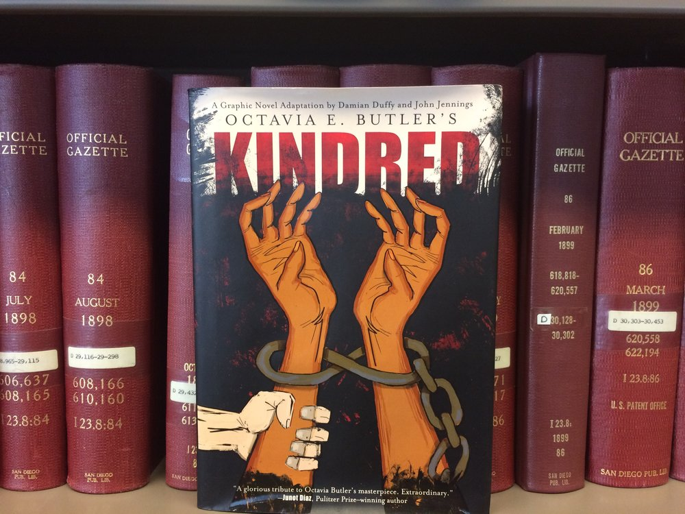 Kindred Graphic Novel