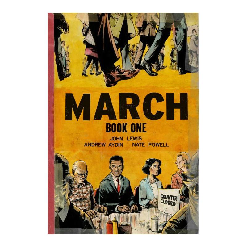 Image result for march john lewis