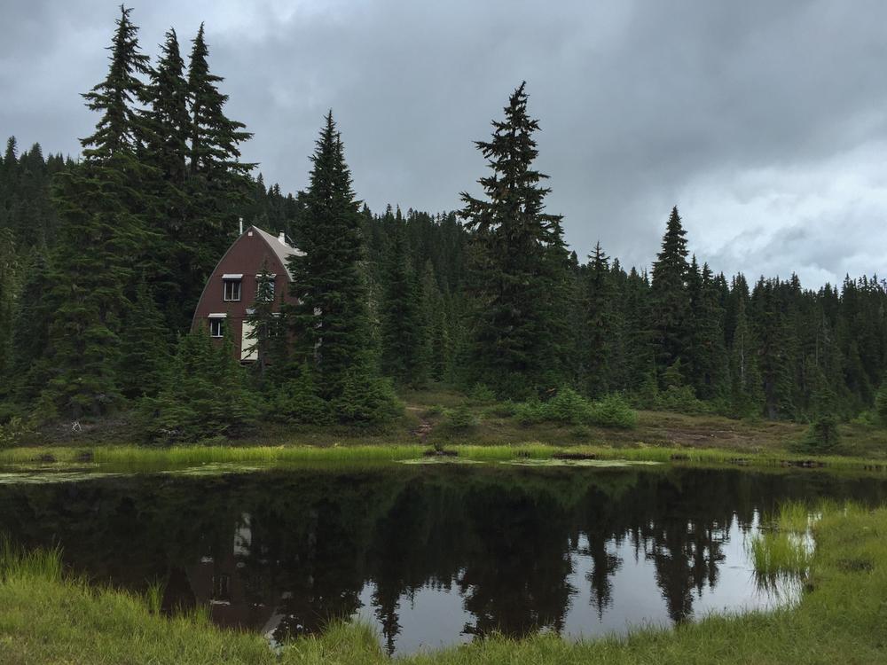 The Forbidden Plateau Ranger Cabin