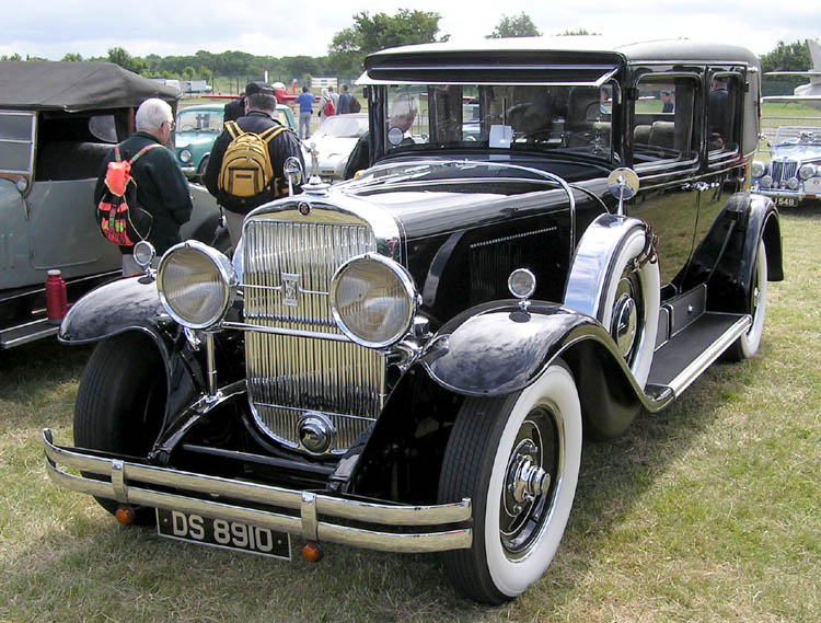1910-19 Specs — Cadillac Cruiser