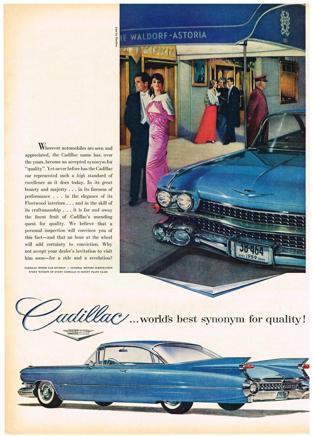 1950 59 Specs Cadillac Cruiser 1951 Sedan Deville 1958