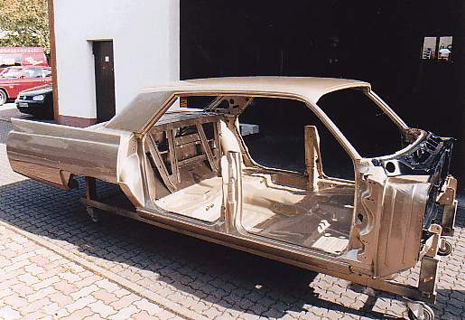 Body After New Paint