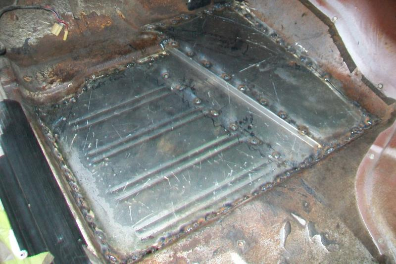 1961 cadillac coupe cadillac cruiser for 1956 cadillac floor pans