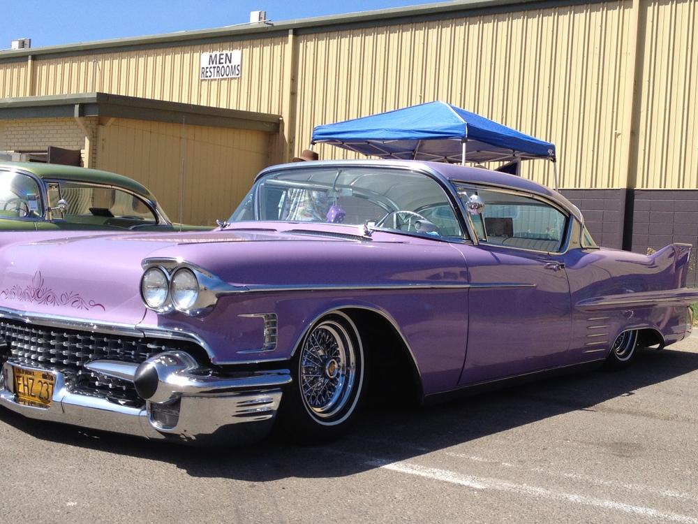 1957-1958 Cadillac Pictures — Cadillac Cruiser