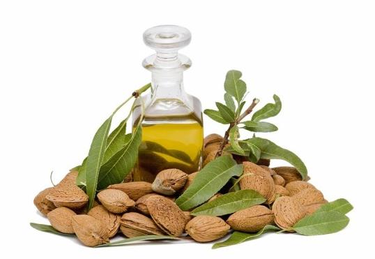 Sweet Almond Oil (USDA certified organic)
