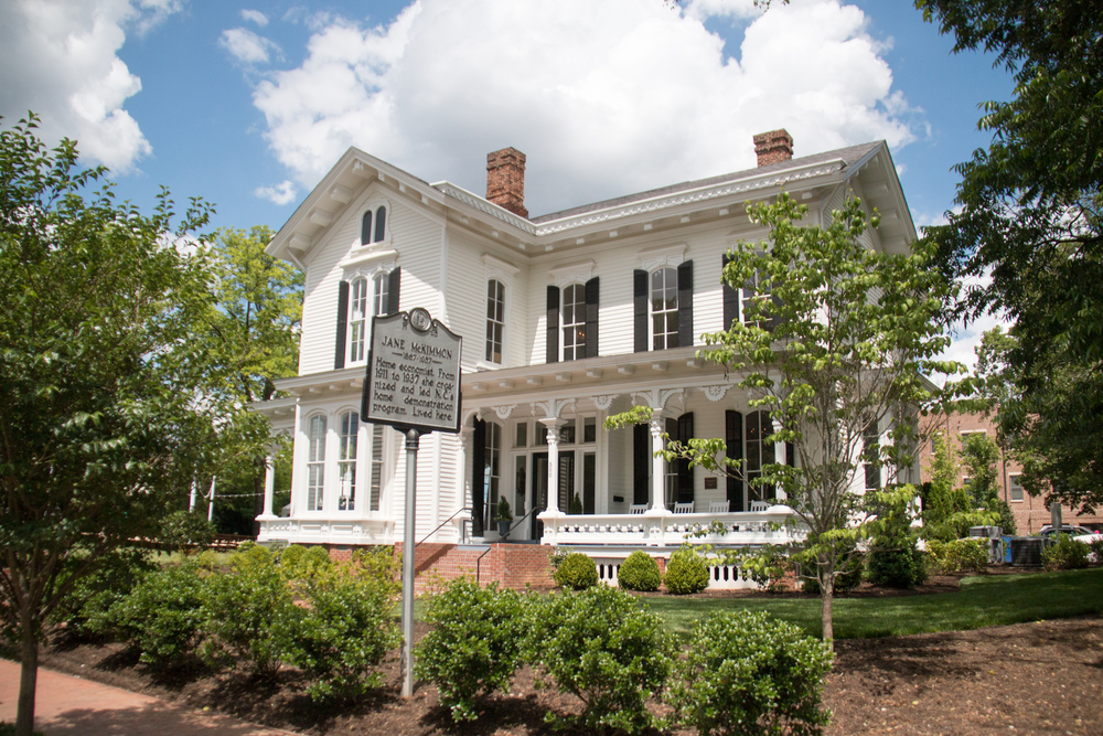 The Merrimon-Wynne House  Raleigh's Premier Wedding and Special Events Venue   Be Our Guest