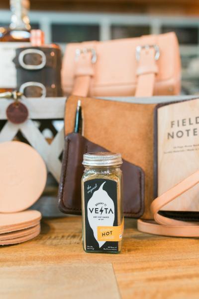 Vesta Dry Hot Sauce    | Benny T's Vesta  | Raleigh